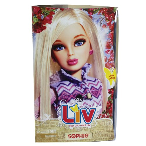 Sophie Outdoor Fashion Doll