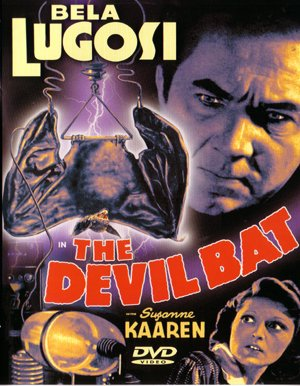 The Devil Bat Cover