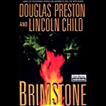 Brimstone (       ABRIDGED) by Douglas Preston, Lincoln Child Narrated by Rene Auberjonois