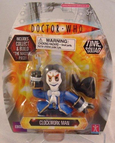 Doctor Who Time Squad Clockwork Man