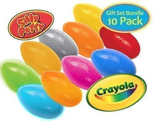 crayola-silly-putty-gift-set-10-pack-bundle-original-metallic-changeable-glow