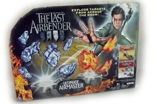 The Last Airbender - Ultimate Air Master