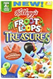 Kellogg's Cereal, Froot Loops Treasures, 10.5 Ounce