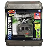 Air Hogs R/C Pocket Copter - New Black (Stealth)