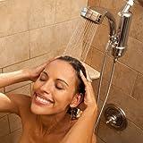 WaterChef® SF-7C Premium Shower Filter System (Polished Chrome)