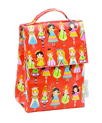 SugarBooger Classic Lunch Sack, Princess