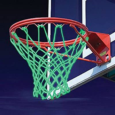 Convenient Gadgets & Gifts Glow In The Dark Basketball Net NTEHPS