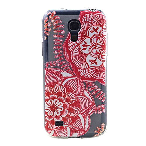 new-retro-red-flowers-painting-rubber-transparent-rim-soft-silicone-tpu-protection-case-cover-for-fo