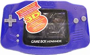 Nintendo Game Boy Advance Candy Container Blue