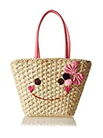 Pepa loves Bolso asa al hombro Happy (Beige)
