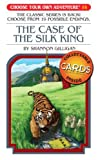 img - for The Case Of The Silk King (Choose Your Own Adventure Book 14) book / textbook / text book