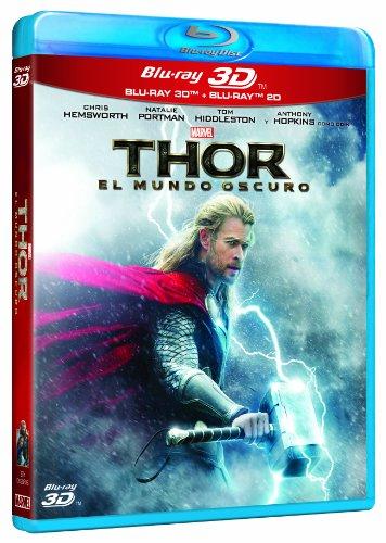 Thor el Mundo Oscuro - (3D + 2D) [Blu-ray]
