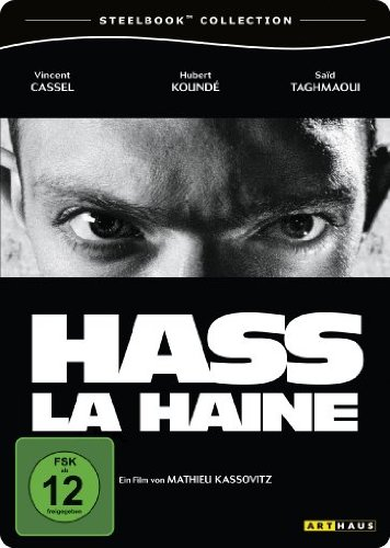 Hass - La Haine / Steelbook Collection