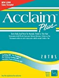 Acclaim Acid Extra Body Plus Hair Perm Kit - Extra Body Green Kit (Pack of 6) by Zotos