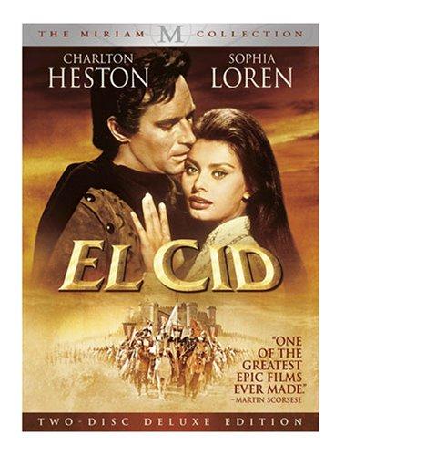 Cid [DVD] [1961] [Region 1] [US Import] [NTSC]