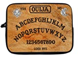 10 inch Rikki KnightTM Ouija Board Black Magic Laptop sleeve - Ideal for iPad 2,3,4, iPad Air, Galaxy Note, Small Notebooks and other Tablets
