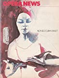 img - for OPERA NEWS Vol. 42 No. 22 June 1978: Alicia Alonso cover book / textbook / text book
