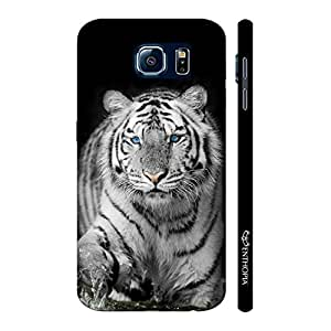 Enthopia Designer Hardshell Case Tiger in the Water 2 Back Cover for Samsung Galaxy S7