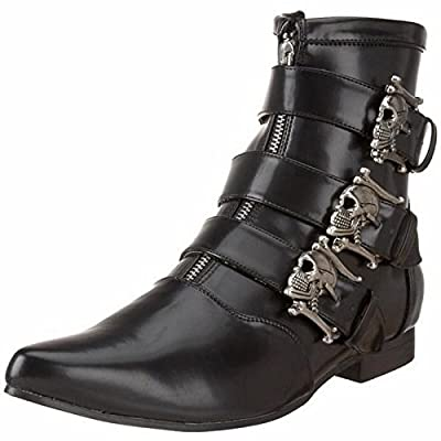 Demonia By Pleaser Women's Abbey-03 Pump