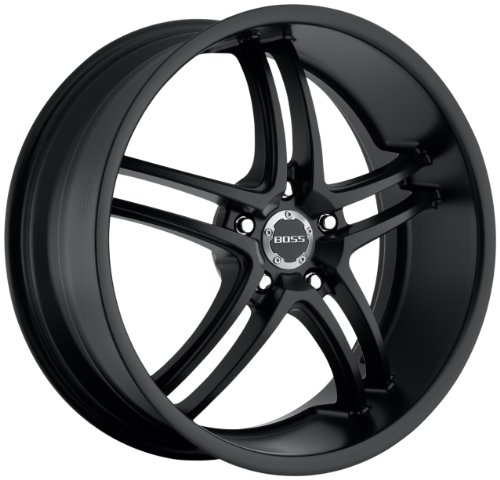 Boss Motorsports (Series 340) Black - 20 x 8.5