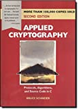 img - for Applied Cryptography: Protocols, Algorithms, and Source Code in C book / textbook / text book