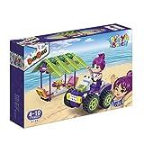 Banbao 6129 Cuatriciclo en la Playa