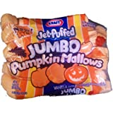 Kraft Jet Puffed Jumbo Giant 24 Oz Pumpkin Mallows Pumpkin Marshmallows