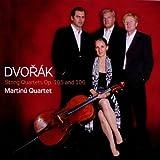 String Quartets Op 105 & 106 Dvorak