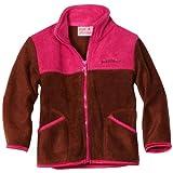 Pink Platinum Baby Girls' Colorblock Fleece Jacket