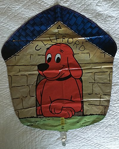 Foil Helium Grade Balloon Clifford Dog House for Party Decoration 29