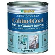 Insl-X CC4560099-44 Cabinet Coat Enamel-SAT TINT CABINET ENAMEL