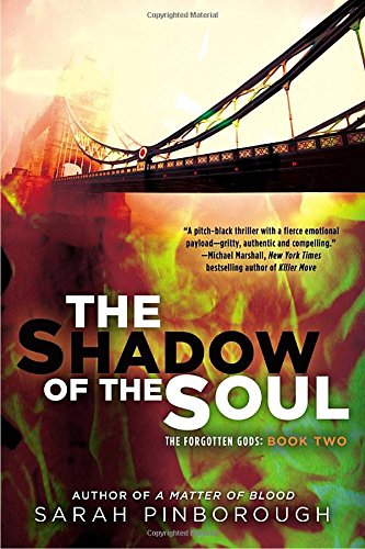 Image of The Shadow of the Soul: The Forgotten Gods: Book Two (The Forgotten Gods Trilogy)