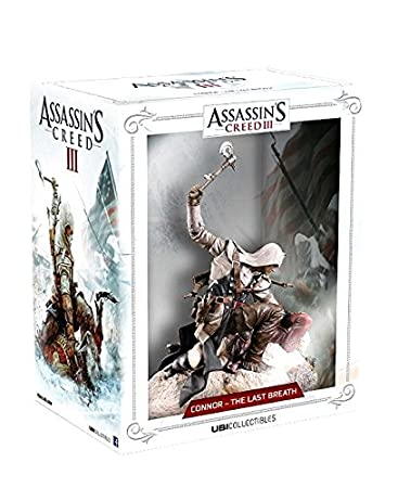 Ubisoft - Figura Assassin's Creed Connor The Last Breath