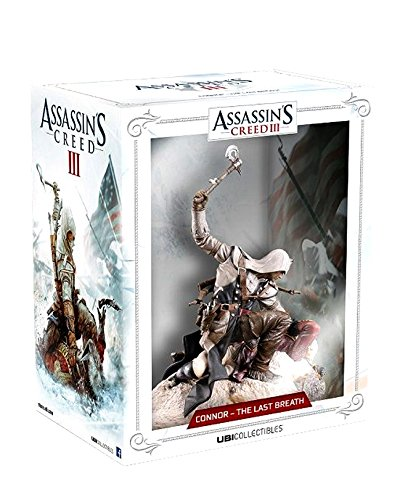 Assassin's Creed III PVC Statue Connor The Last Breath 28 cm Ubisoft UBICollectibles