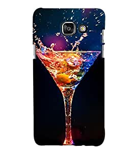 GADGET LOOKS PRINTED BACK COVER FOR Samsung Galaxy A5 (2016) MULTICOLOR