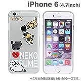 ねこあつめ スマートフォンケース for iPhone6 LOVE