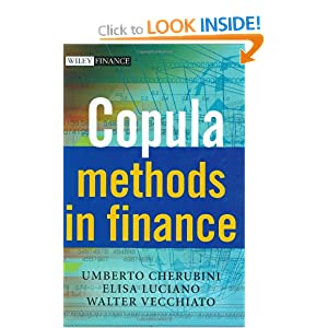 Copula Methods in Finance (The Wiley Finance Series) Umberto Cherubini, Elisa Luciano and Walter Vecchiato