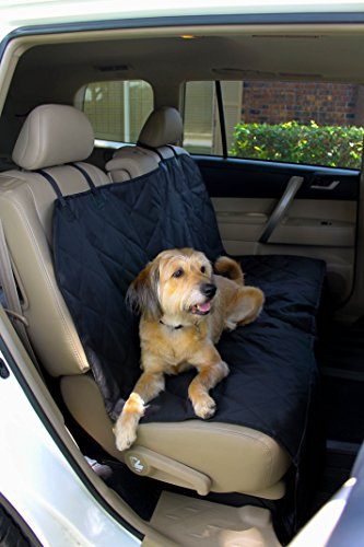 stronghold car seat cover for dogs waterproof non slip quick install easy to clean. Black Bedroom Furniture Sets. Home Design Ideas