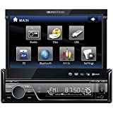Soundstream VIR7830 7-Inch Flip-Up Touch Screen