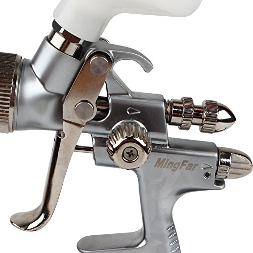 pistolet gravit hvlp professionnel siphon feed nozzle pointe 1 3 mm 1 8 mm 1 10 2 cm tnp. Black Bedroom Furniture Sets. Home Design Ideas