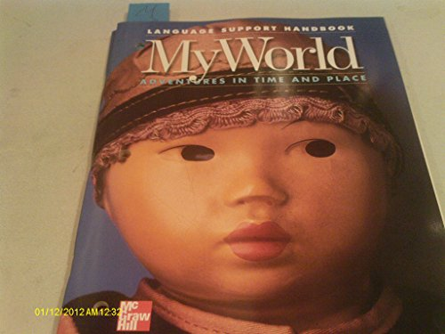 My World (Language Support Handbook, Adventures in Time and Place) PDF