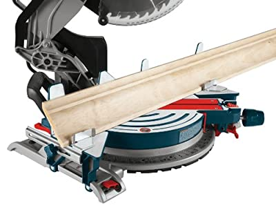 Bosch MS1233 Crown Stop Kit for Bosch Miter Saws, Includes Mounting Knobs and Hardware by Bosch