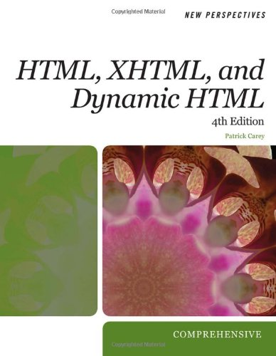 New Perspectives on HTML, XHTML, and Dynamic HTML:...