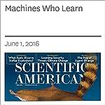 Machines Who Learn   Yoshua Bengio