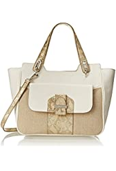Nine West Up For Keeps Satchel Top Handle Bag