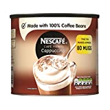 Nestle Nescafe Cafe Menu Cappuccino 1kg