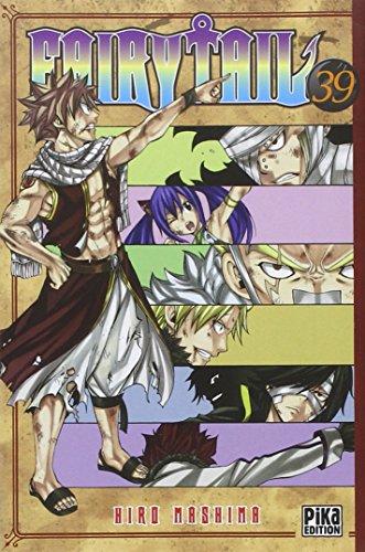 Fairy Tail Vol.39