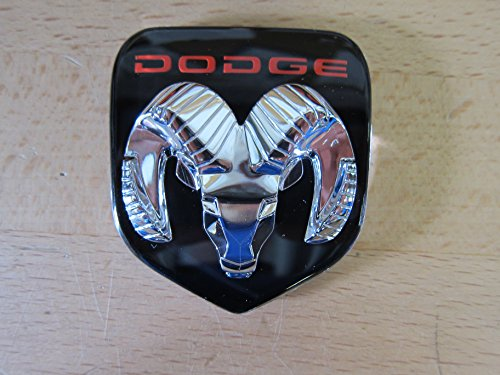 DODGE RAM DAKOTA DURANGO GRILLE DECAL EMBLEM MOPAR (Dodge Ram 2500 Grill Emblem compare prices)
