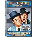 Abbott & Costello: The Funniest Routines Collection 2-Disc Set