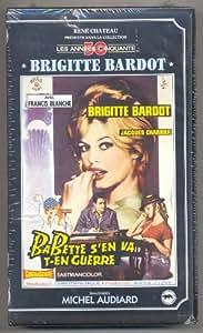 Babette s'en va t-en guerre [VHS]